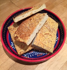 lovely LCHF panini
