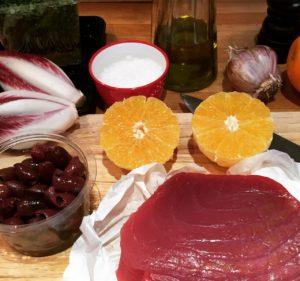 tantalising tuna tartare