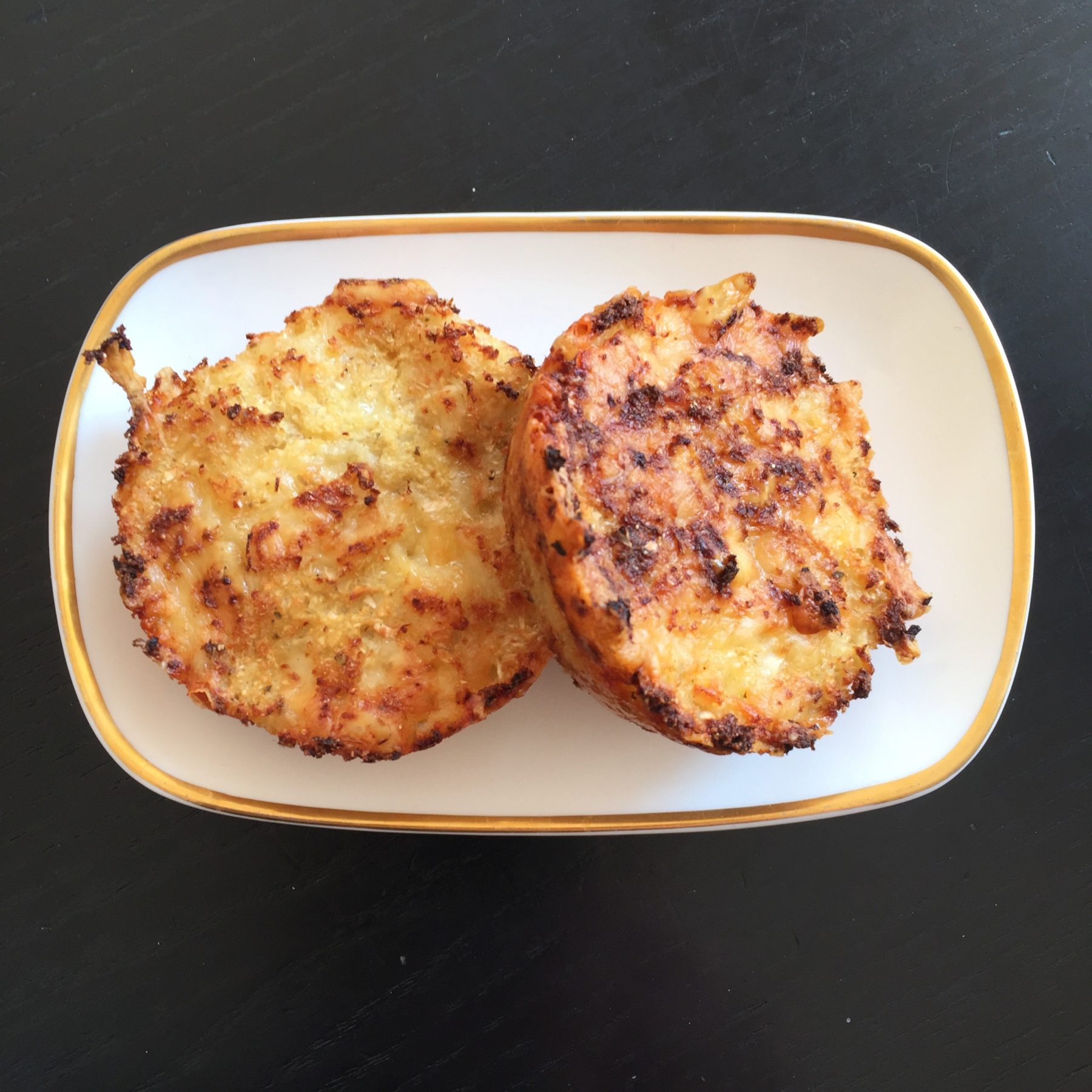 cauliflower muffin