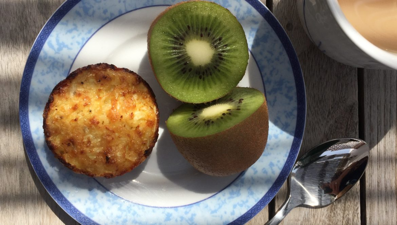 cauliflower muffin